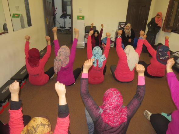 Women Association fitness training.JPG